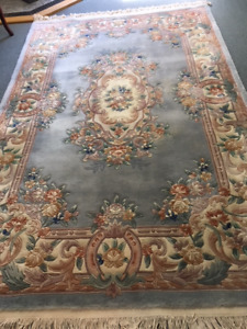 Rug Chinese 100 percent wool