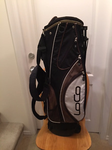 Dunlop LOCO Carry Golf Bag with leg stands