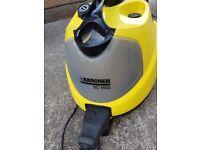 Karcher steam machine sc1402 not pressure washer .... steamer