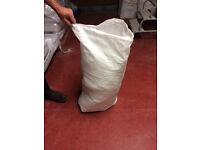 Woven Polypropylene Bags - Garden Waste, Recycling, Sandbags