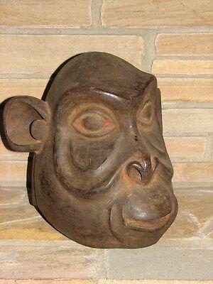 Bamileke Gorilla African Mask(Cameroon)