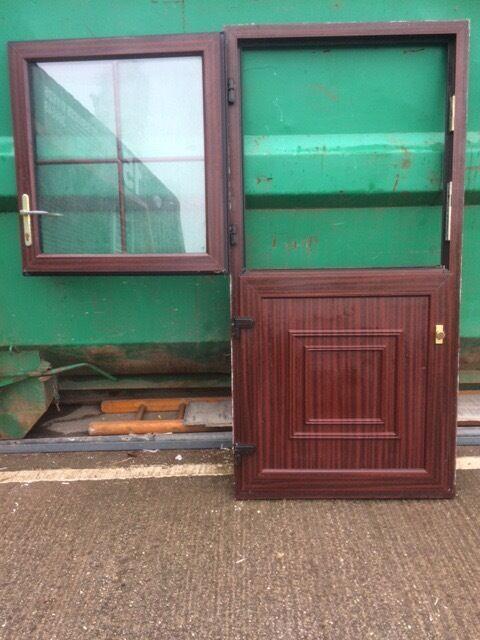 Brown Upvc Stable Door In Kingsteignton Devon Gumtree