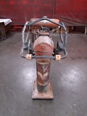 Multiquip Mikasa Mtr-60l Tamping Rammer W Robin 4 Stroke Engine Lot 2