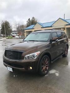 2011 Infiniti QX56 TECH PACKAGE-ON SPECIAL