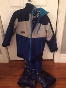 Boys snowsuit - excellent condition