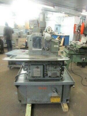 Cincinnati Milacron Horizontal Milling Machine 0-12 Plain Rf