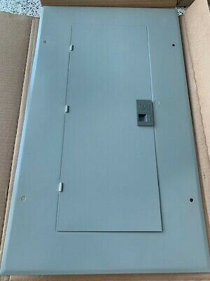 Ge Powermark Gold Load Center 200 Amp 16 Space 32 Circuit With Circuit Panel