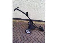 Motocaddy Golf S1 Push Trolley,
