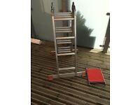 BPS Multi-position ladder.