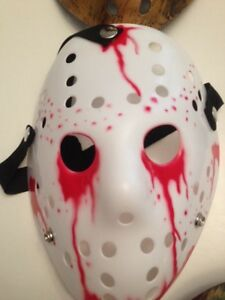 mask Halloween costume Jason masque déguisement friday the 13th