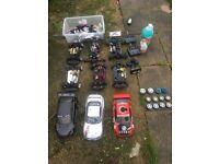 Rc nitro/petrol cars wanted