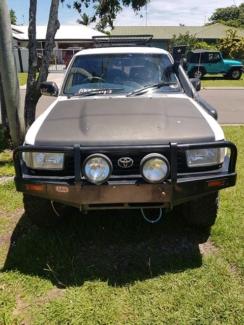 Wanted: 92 Hilux 4Runner needs a new home