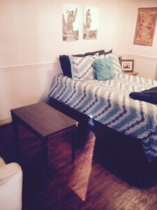 Lovely Bachelor Apartment in the heart of South end, Halifax!