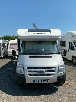 CHAUSSON FLASH 04 - MOTORHOME FOR SALE