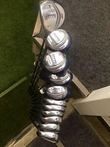 New Full Set Ladies LH PTK Golf Clubs