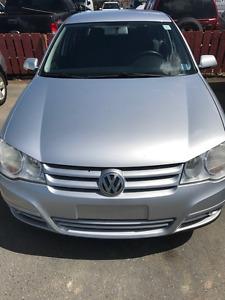 2009 Volkswagen Golf Sedan