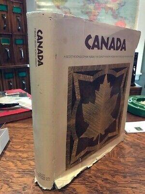 Scott Specialty Album For Canada 1851 - 1999