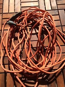 50 foot  3 wire grounded Extention  cord