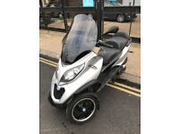 2014 ABS Piaggio MP3 500 LT Sport in Grey great condition not yourban