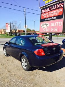 2008 CHEV COBALT LT $3995.00 CERT, E-TEST - SALE! London Ontario image 3