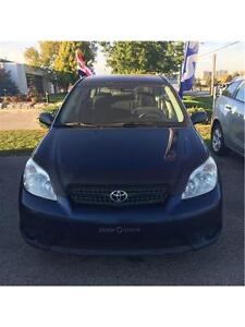 """2005 Toyota Matrix Ask about our """"as is """" discount"""