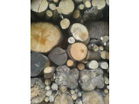 FIREWOOD - bulk load firewood logs for wood burners and stoves, seasoned and dry.