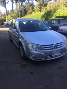 2008 Volkswagen Golf City Hatchback