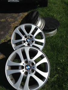 Roue en alliege BMW