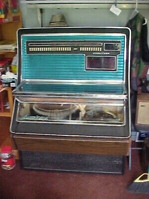 1972/73 Wurlitzer 3710 Jukebox
