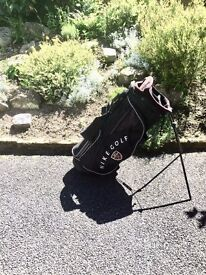 Nike Golf Carry Bag with Stand