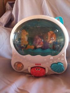 crib fisher price toy