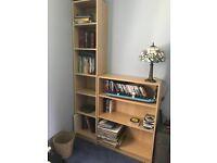 FREE TO UPLIFT - Bookshelves x 2