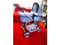 New Born Baby Pram \ Boy/Girl 0 - 7 Months