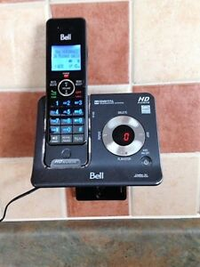 Bell BE6425-2 DECT 6.0 Cordless Phone with Two Handsets