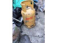 Empty Butane Gas Bottle 13.9kg - £15
