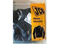 Men's JCB Alton Hoodie Black size Small x 2