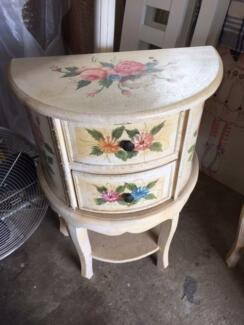 Gorgeous bedside tables (price for two) Mosman Mosman Area Preview