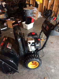 "30"" Craftsman Snowblower for Sale"