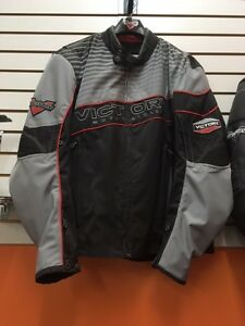 Victory Graphic Textile Jacket XL