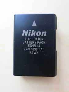 Battery Pack for Nikon Camera
