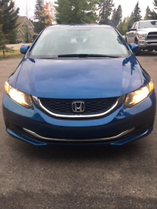 2013 Honda Civic LX - LOW KM's! Studded Tires! *REDUCED*OBO!