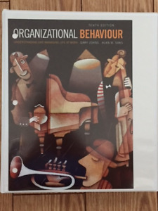 Organizational Behaviour: Understanding Life at Work textbook