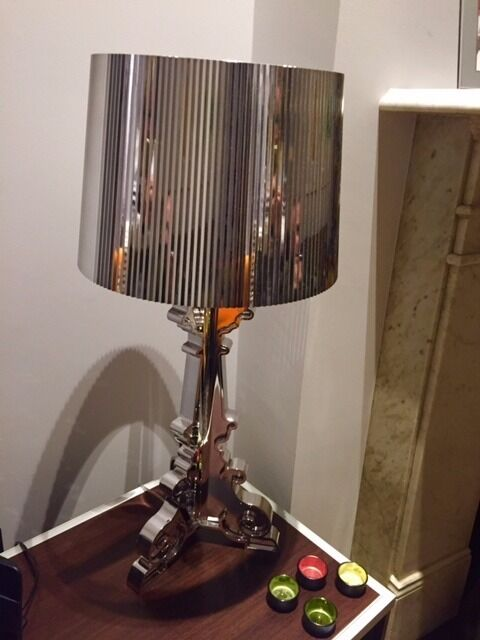 Kartell Bourgie Table Lamp Genuine Not A Replica In