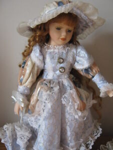 century victorian dolls Kitchener / Waterloo Kitchener Area image 1
