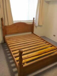 Queen Bed frame for sale Pyrmont Inner Sydney Preview
