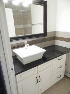 2 Bedroom Condo; Professionally Renovated Everything