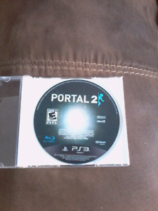 PORTAL 2 PS3 GAME