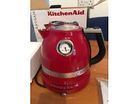 KitchenAid Artisan 1.5l Kettle - Brand New - Only open to photo and test - All Working - £60