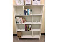 IKEA Valje White Wood Finish Bookshelf