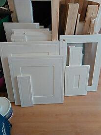 Mixture of Kitchen Cabinet Doors/ Drawers
